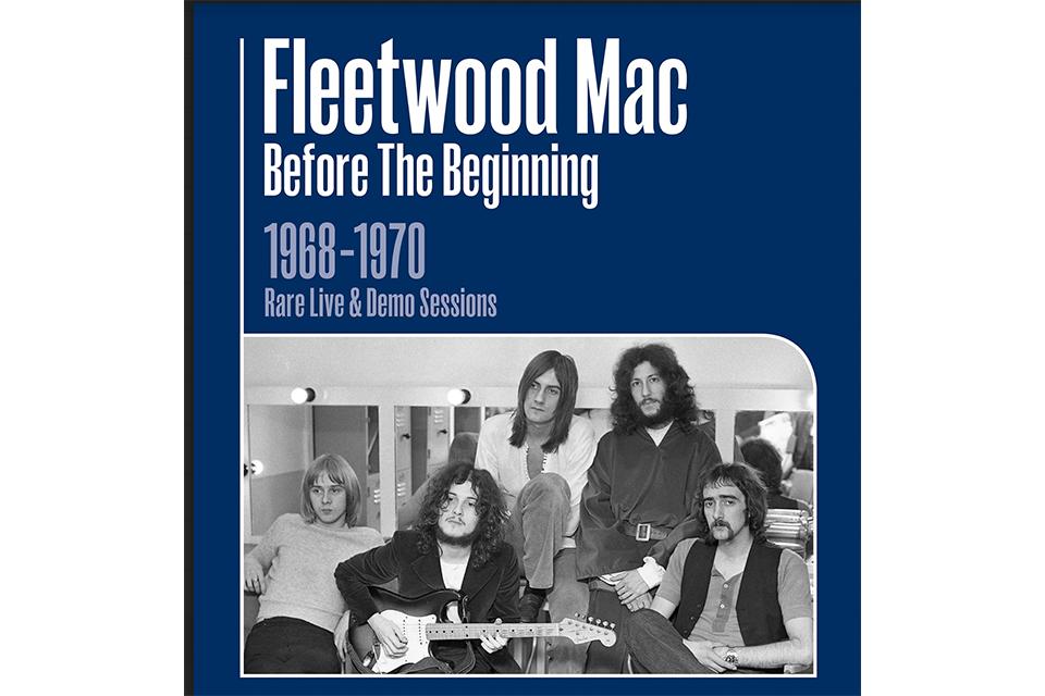 フリートウッド・マック初期のレアなライヴとデモを収録したボックスセットが発売