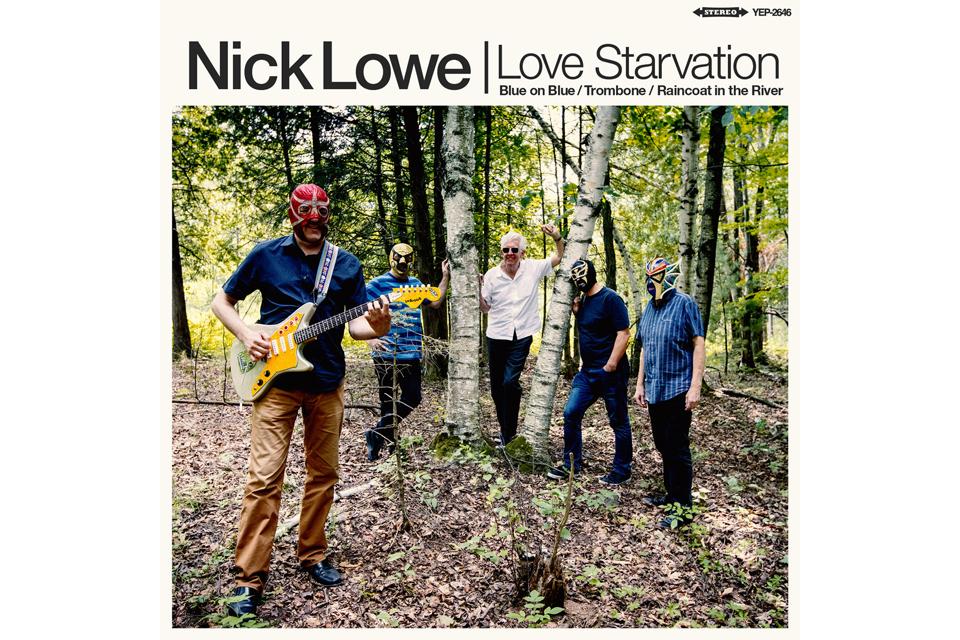 ニック・ロウが新曲「Trombone」のオフィシャル・リリック・ビデオをリリース
