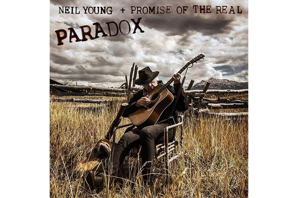 ニール・ヤングが映画のサントラ『Paradox』をリリース