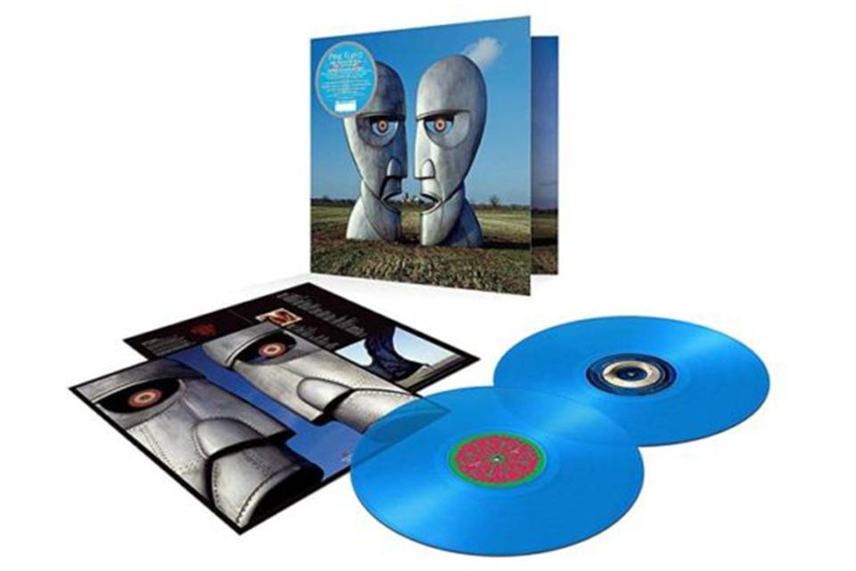 ピンク・フロイドの「The Division Bell(対/TSUI)」が2枚組LPでリイシュー
