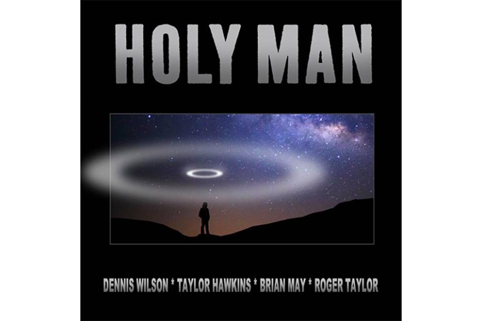 クイーンとテイラー・ホーキンスが完成させたデニス・ウィルソンの「Holy Man」がレコード・ストア・デイに発売