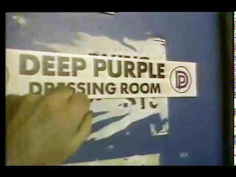 ディープ・パープルが1987年の悪戯ビデオを公開
