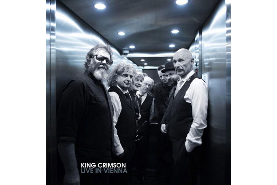 キング・クリムゾンがアルバム『Live in Vienna 2016』を発売