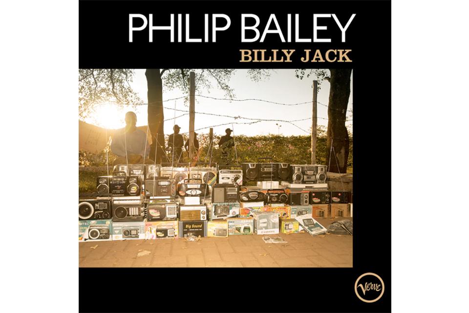 アース・ウィンド&ファイアーのフィリップ・ベイリーがソロ・アルバムをリリース