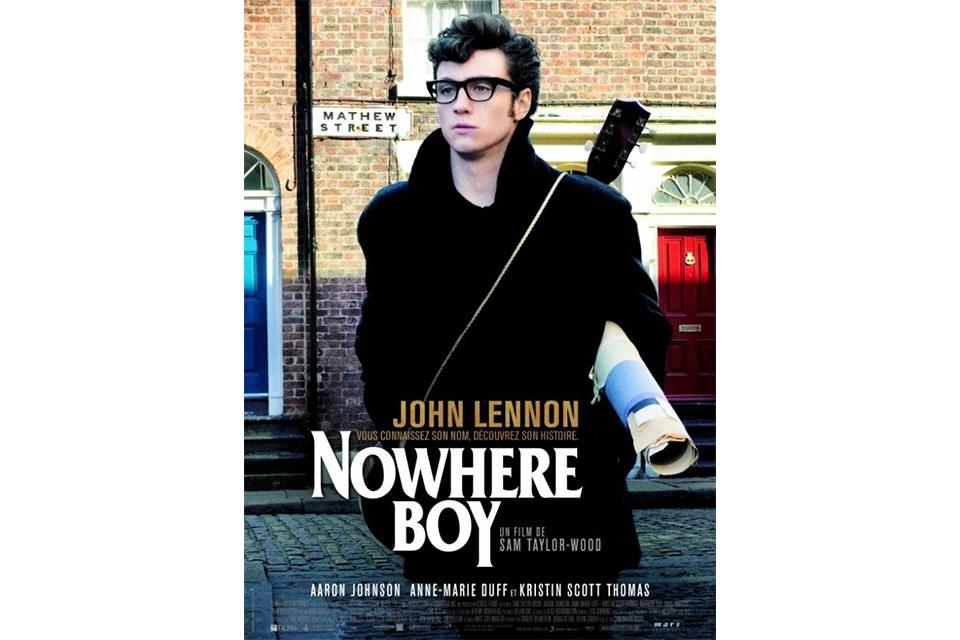 ジョン・レノンの伝記映画『Nowhere Boy』がミュージカルに