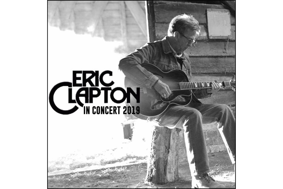 来日公演大成功のエリック・クラプトン、こんどは秋のアメリカ公演を発表