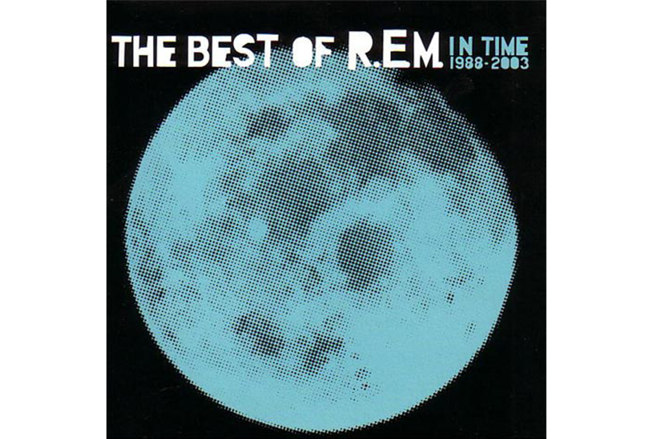 R.E.M.の『In Time: The Best of R.E.M. 1988-2003』が2枚組LPでリイシュー