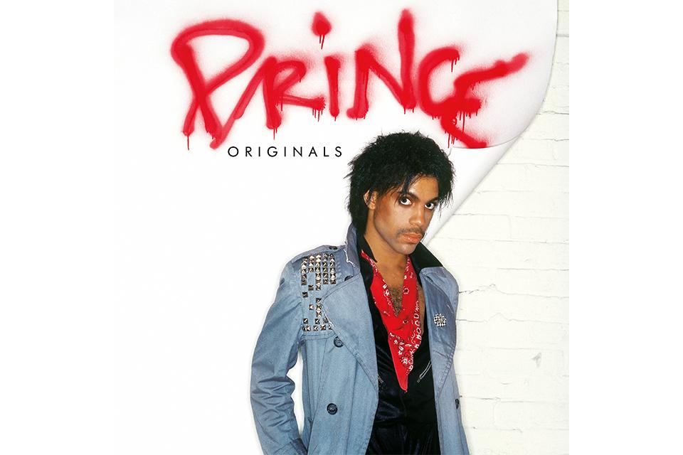 プリンスが他アーティストに提供した楽曲の、本人ヴァージョン・アルバム『オリジナルズ』発売!