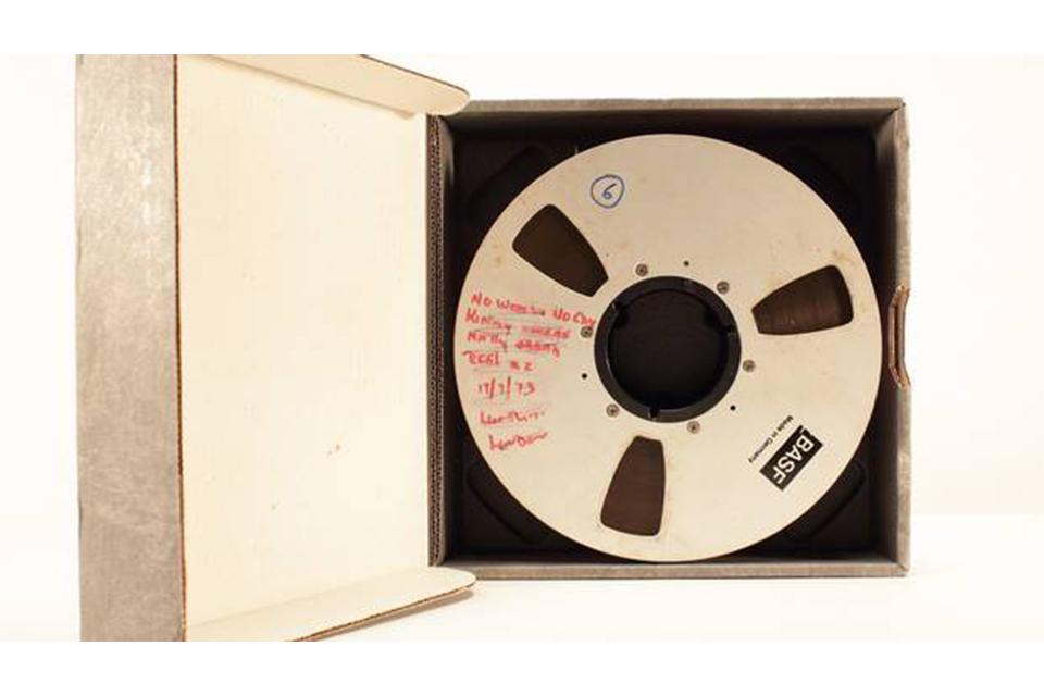 ボブ・マーリーが70年代に録音した幻のテープがオークションに