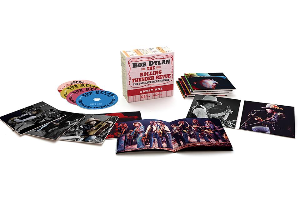 ボブ・ディランのドキュメンタリー『ローリング・サンダー・レヴュー』、Netflixの配信日とボックスセットの発売が決定
