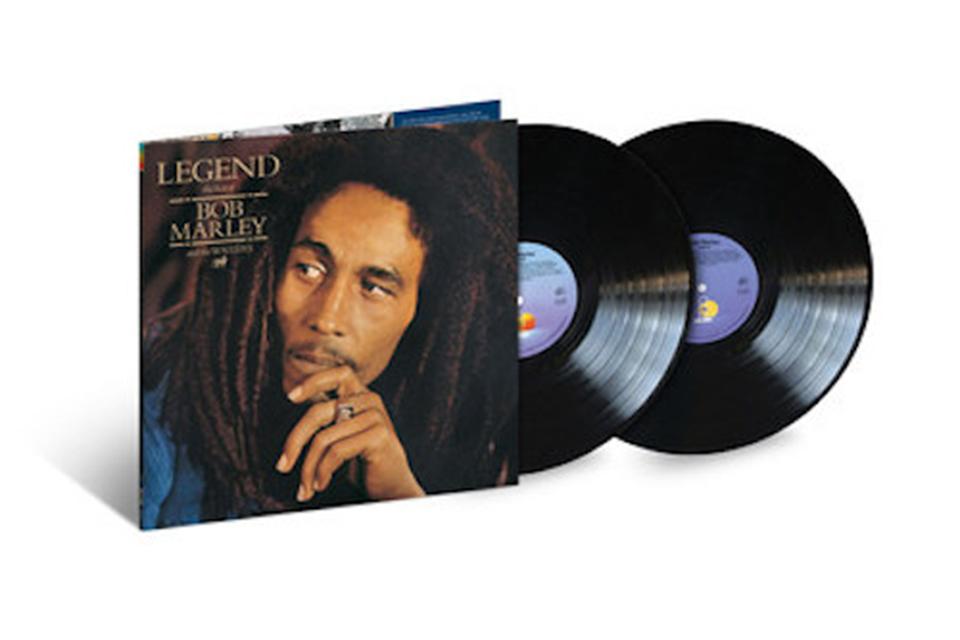 ボブ・マーリーのアルバム『Legend』、35周年を記念した2枚組LPが発売