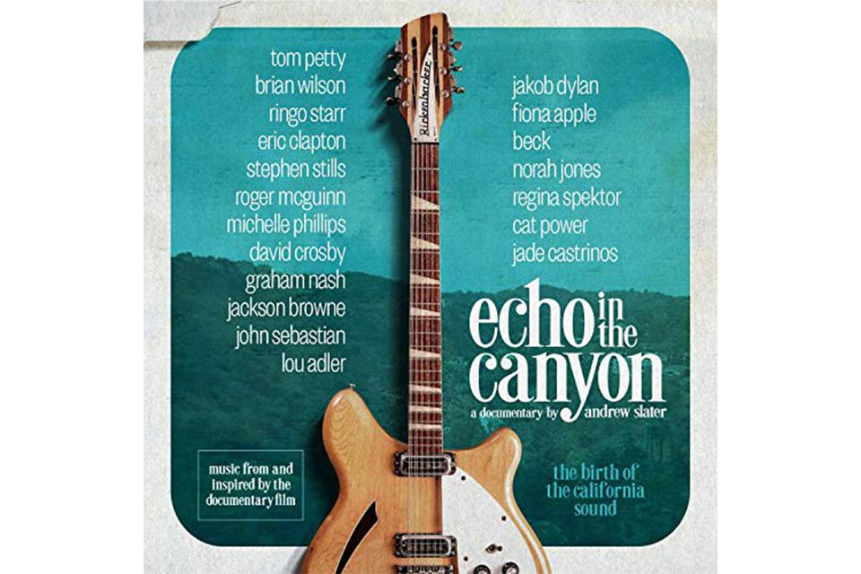 ドキュメンタリー映画『Echo in the Canyon』のサウンドトラック・アルバムが発売