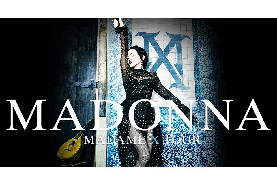 マドンナが新作『マダムX』のシアター・ツアーを発表
