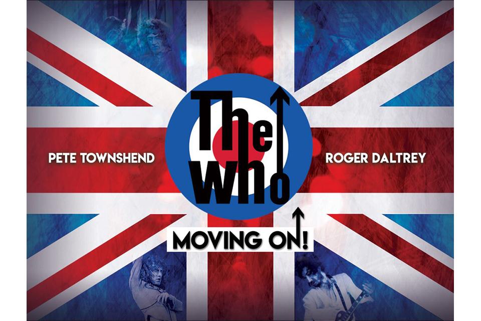 ザ・フーが「Moving On!」ツアーの第2行程に出演するオープニング・アクトを発表