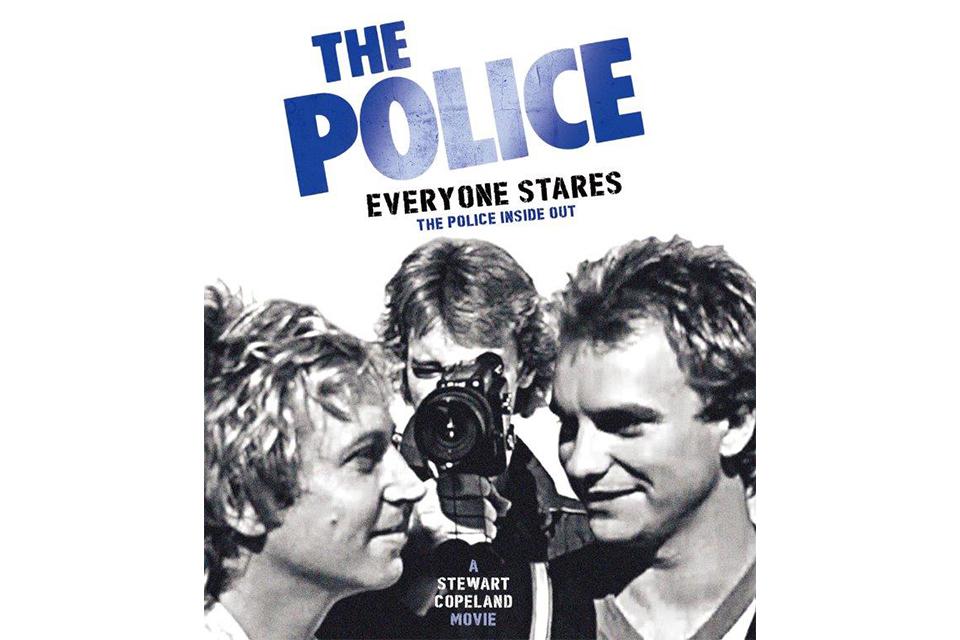 ポリスの名作ドキュメンタリー・フィルム『ポリス・インサイド・アウト』が初のブルーレイに