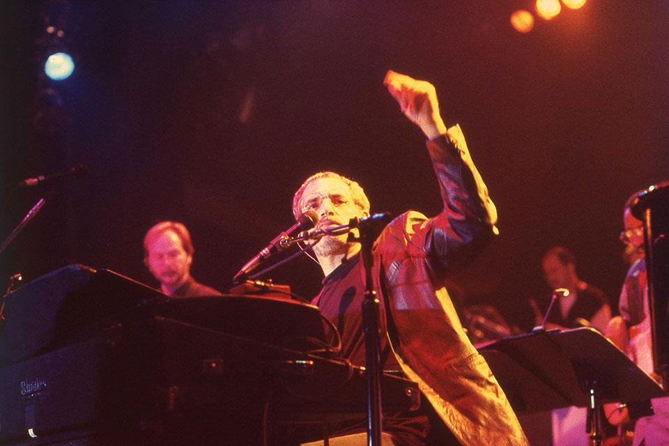 スティーリー・ダンがテーマ設定した特別公演を発表