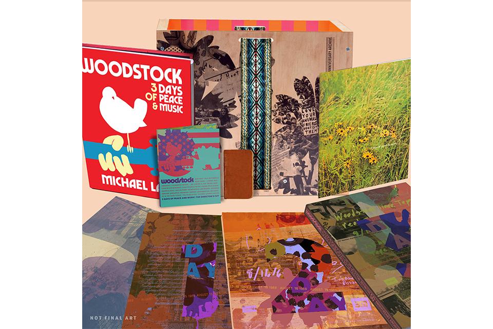 〈ウッドストック・フェスティヴァル〉50周年を記念したスペシャル・パッケージ発売! 蔵出し音源はなんと267曲!