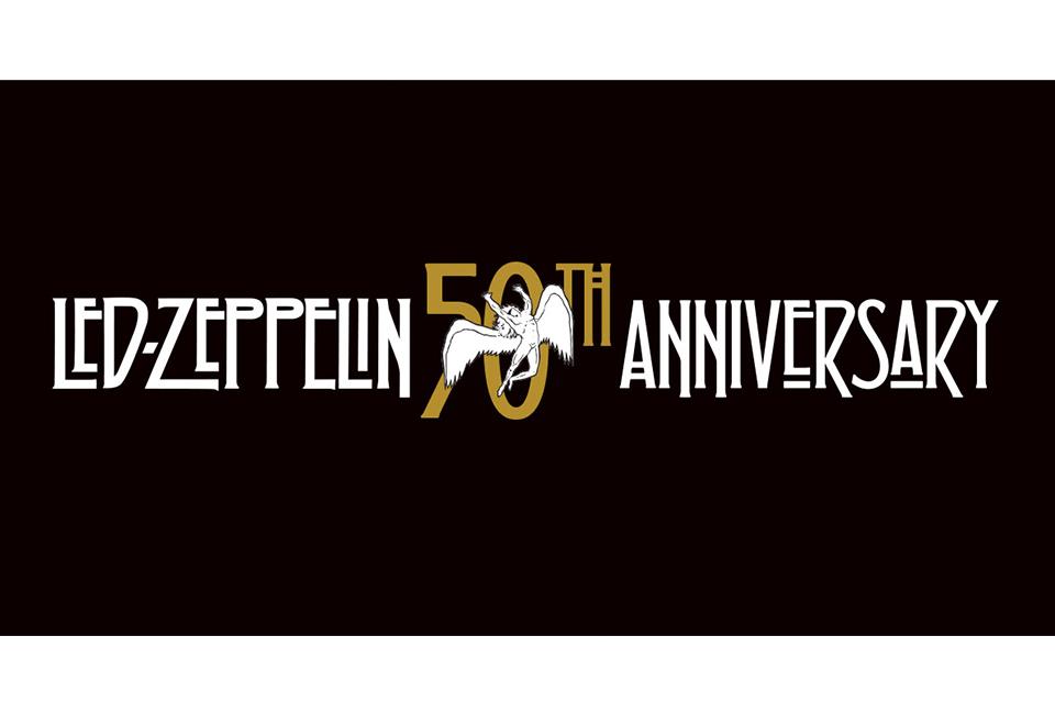 レッド・ツェッペリン、50周年記念のドキュメンタリー映画を制作
