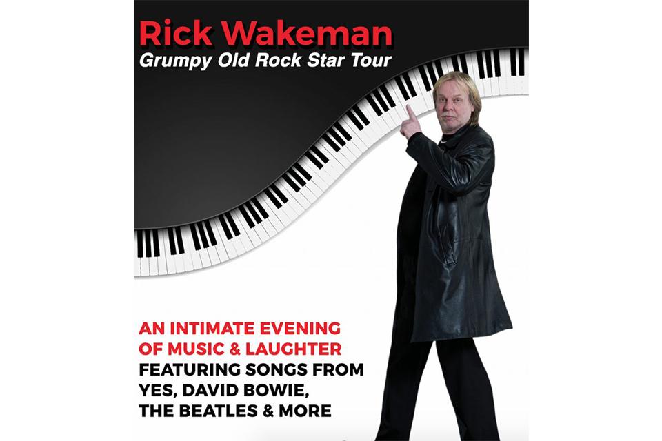 イエスのリック・ウェイクマンが13年ぶりの北米ソロ・ツアーを発表
