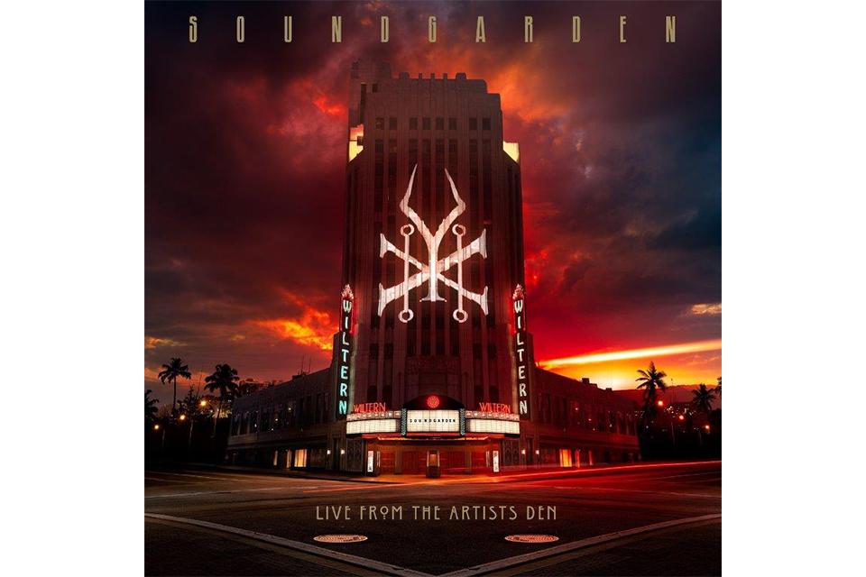 サウンドガーデンが7月26日に新たなライヴ映像、アルバムを発売することを発表