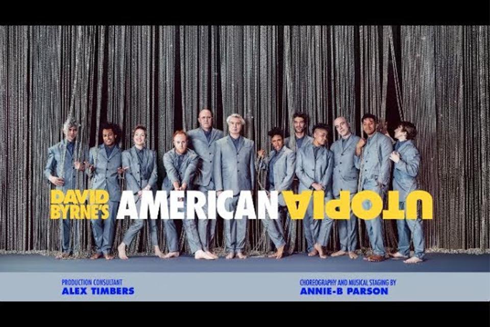 デヴィッド・バーンが「アメリカン・ユートピア」のブロードウェイ公演を発表