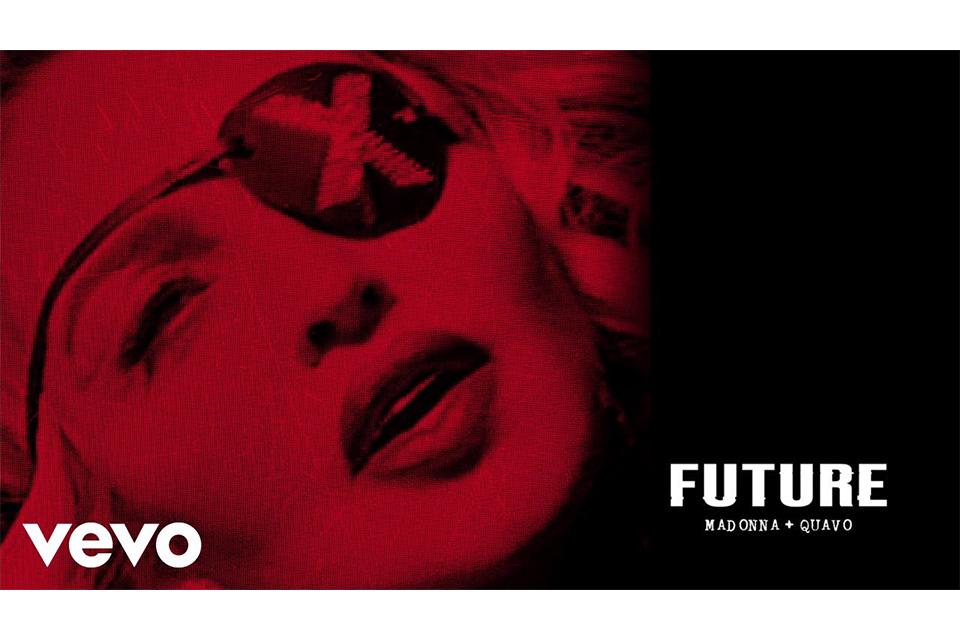 マドンナが新作『マダムX』から「Future」のオーディオ・ビデオをリリース