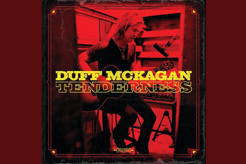 ガンズのダフ・マッケイガンがニュー・アルバムから「Last September」をリリース