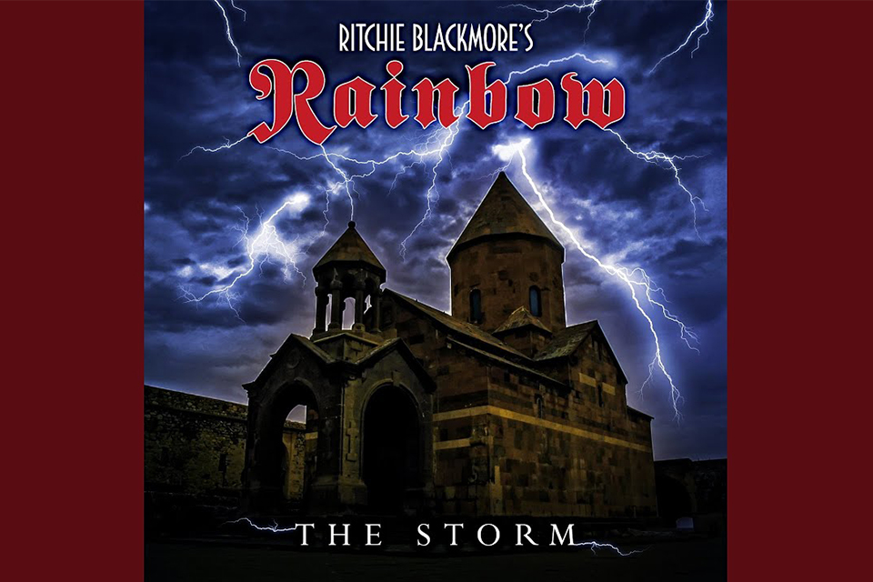 リッチー・ブラックモアズ・レインボーがニュー・シングル「The Storm」をリリース