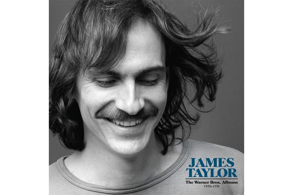ジェイムス・テイラー、1970年~1976年のアルバムを収録したボックスセットが発売
