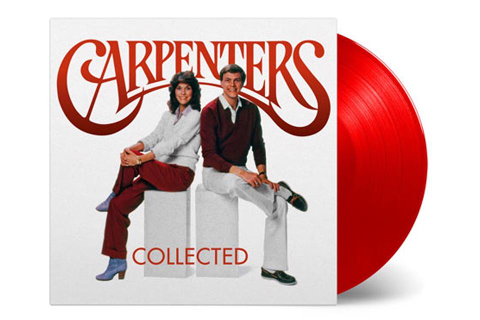 カーペンターズのコンピレーション『Collected』が2枚組LPで発売