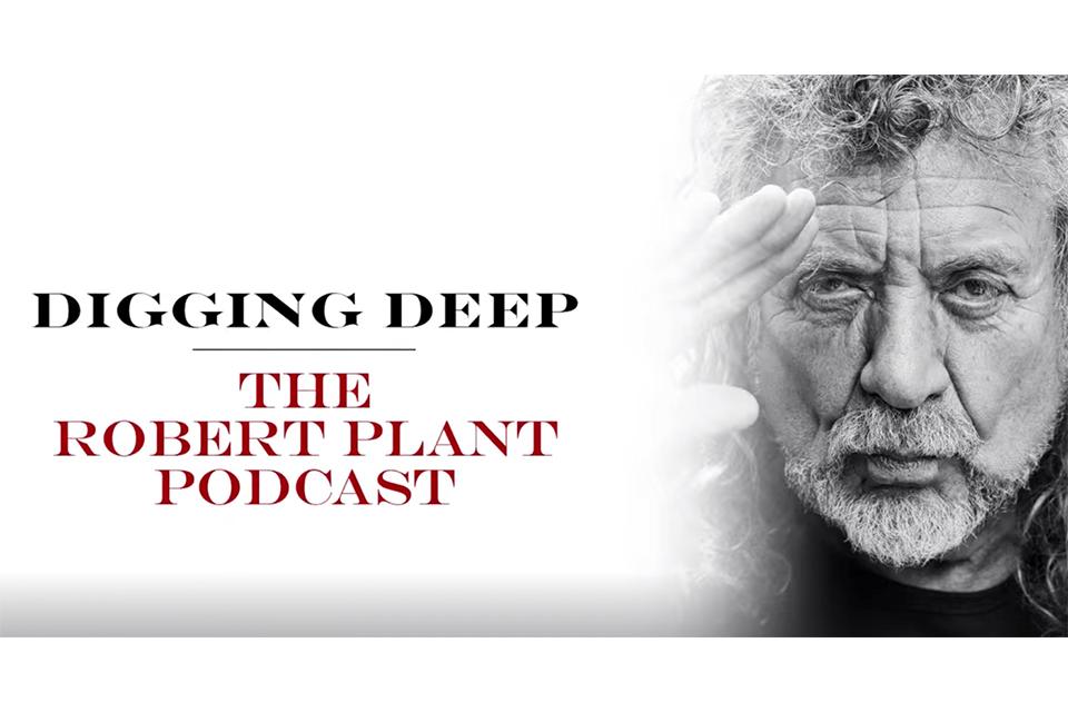 ロバート・プラントが新たなポッドキャストを発表