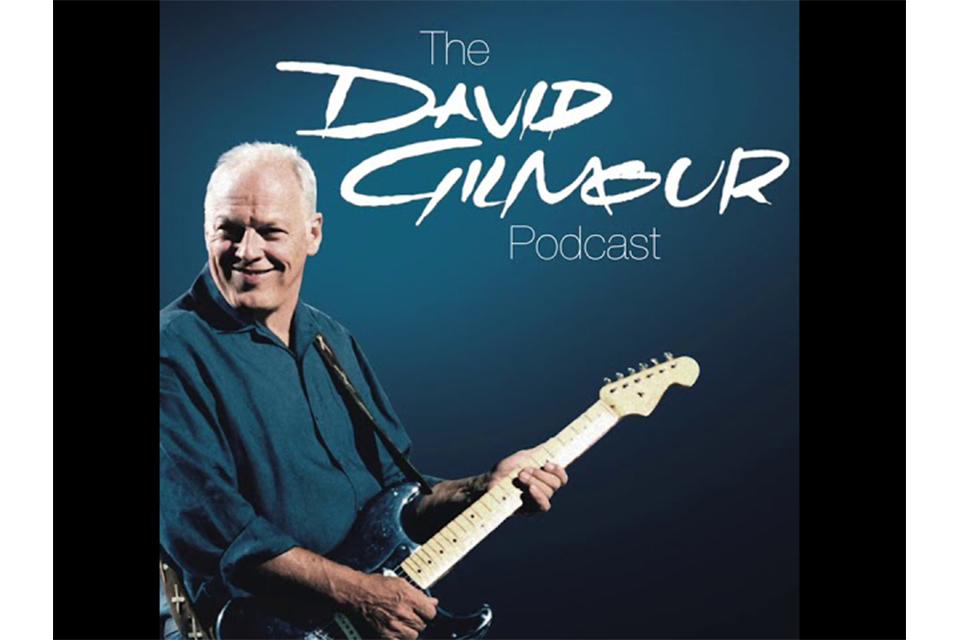 デヴィッド・ギルモアがポッドキャストでギターに関する3つのエピソードを配信