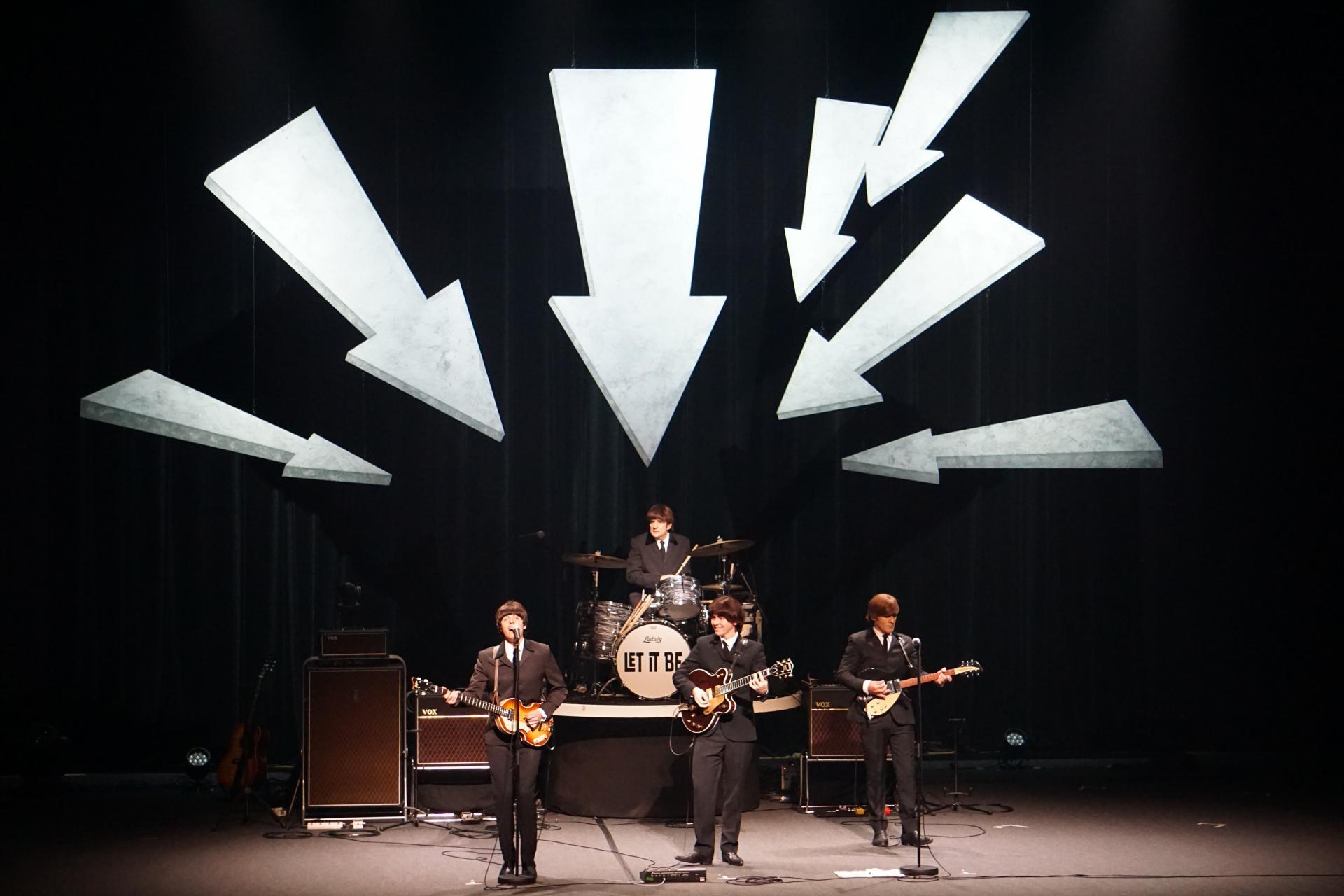 ビートルズの歴史を体感できる再現コンサート「LET IT BE 〜レット・イット・ビー〜」の日本ツアーが決定!