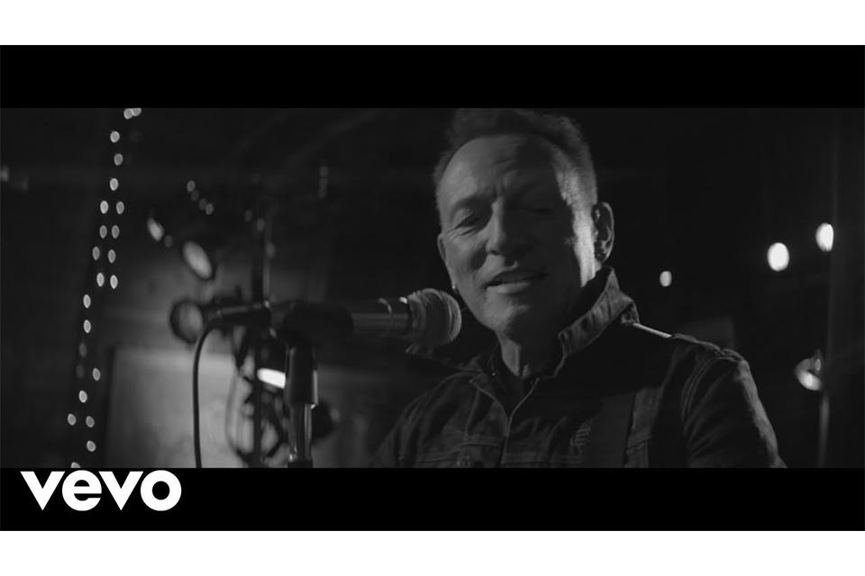 ブルース・スプリングスティーンが新曲「Tucson Train」のミュージック・ビデオをリリース
