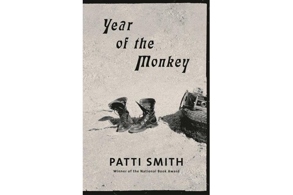 パティ・スミス3冊目の回想録が9月に発売