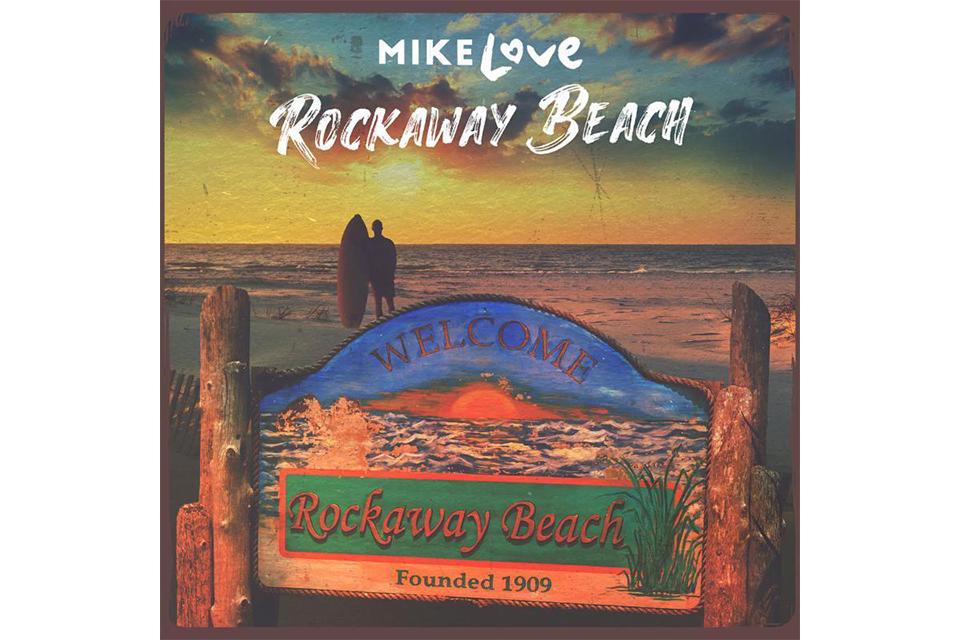 マイク・ラヴがラモーンズのカヴァー「Rockaway Beach」をリリース