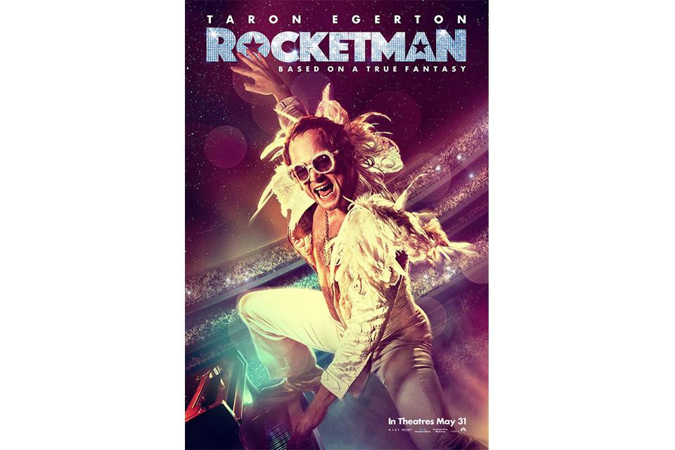 映画『ロケットマン』、公開週末後の興行収入が全世界で5,690万ドルを突破