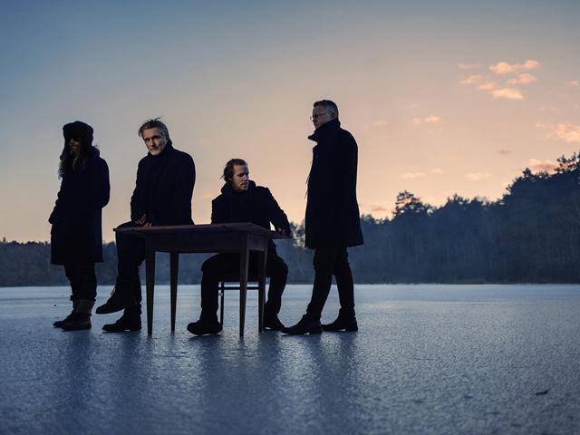 スティーヴ・ジャンセンの新ユニット「EXIT NORTH」の来日公演決定。世界初となるライヴ・パフォーマンスを日本で初披露!