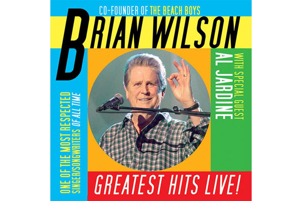 6月のツアーを延期したブライアン・ウィルソンがゾンビーズとのジョイント・ツアーに2公演を追加