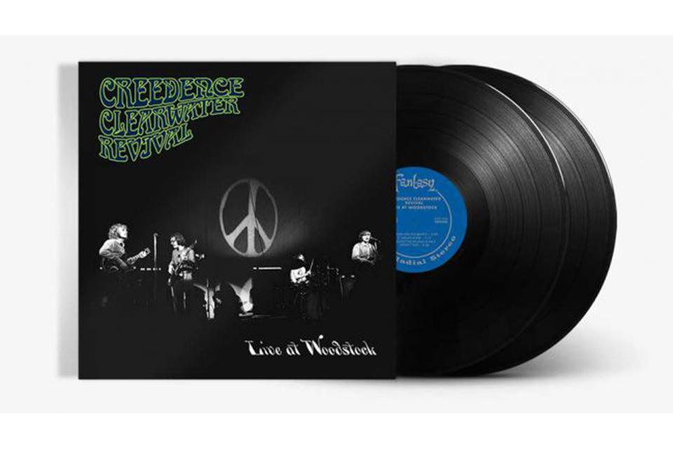 CCRがウッドストックのライヴ・アルバムから「Proud Mary」を公開