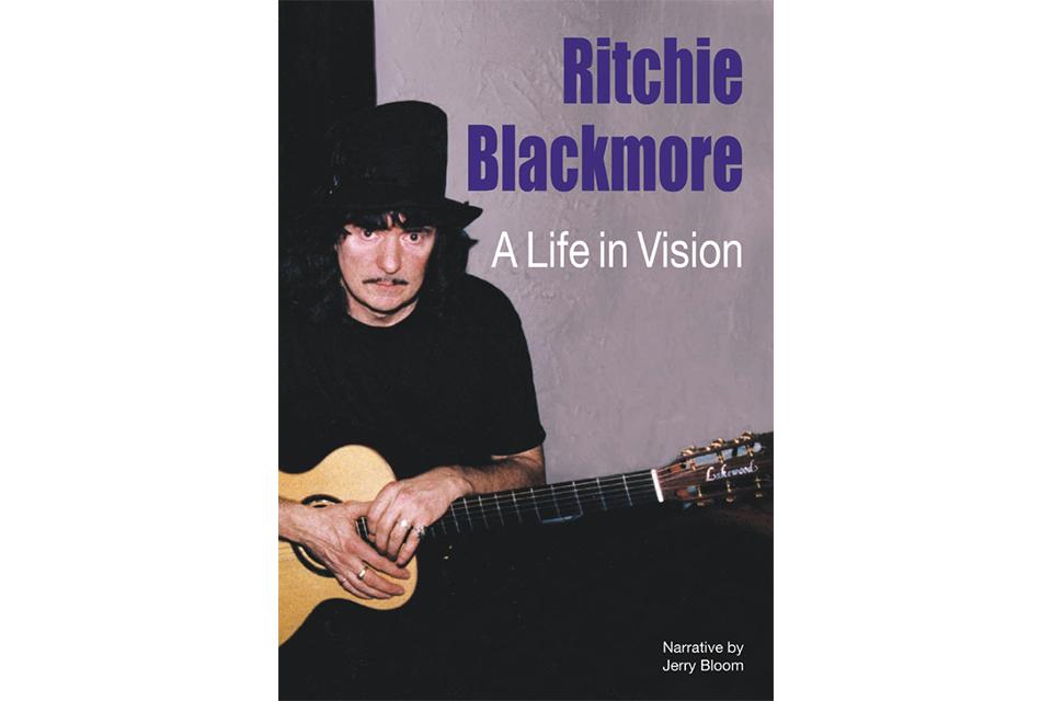 リッチー・ブラックモアの限定版デラックス写真集が発売