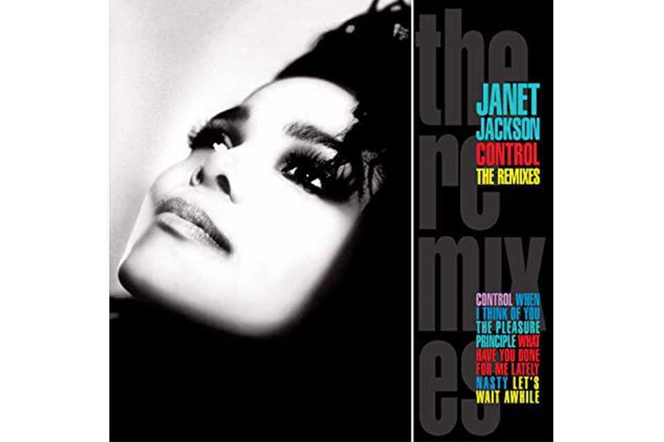 ジャネット・ジャクソンが『Control: The Remixes』をリイシュー