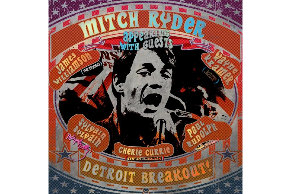 ミッチ・ライダーがゲスト満載のニュー・アルバムをリリース