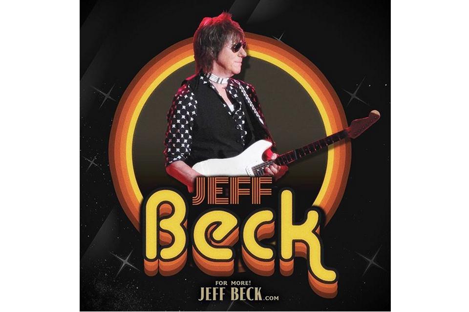 ジェフ・ベックが9月のUSショート・ツアーを発表