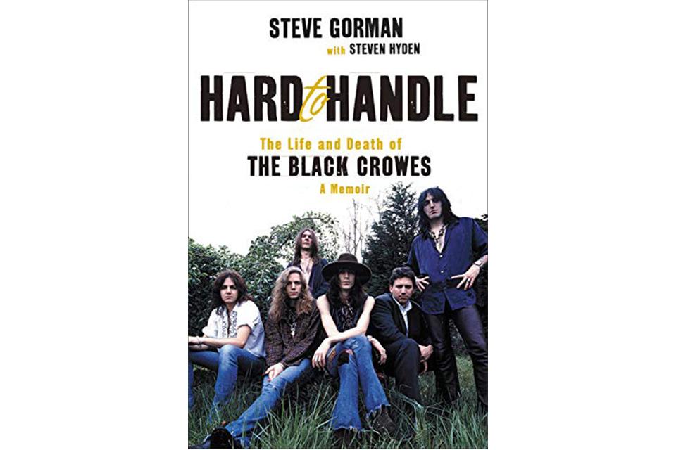 ブラック・クロウズのドラマー、スティーヴ・ゴーマンが回顧録を出版