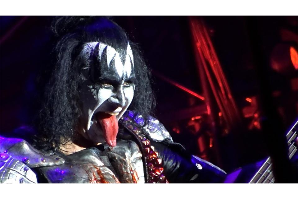 KISSのモスクワ公演がフル映像で公開