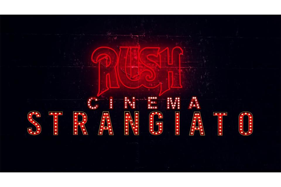 ラッシュのコンサート映画「Rush: Cinema Strangiato 2019」トレーラー映像が公開