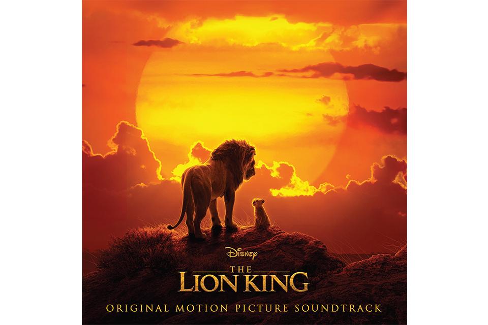 映画『ライオン・キング』のサントラが全曲試聴可能