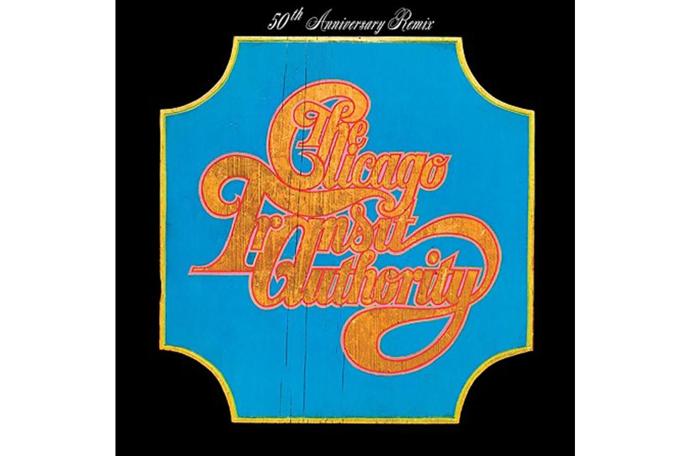 シカゴが50周年を迎えたデビュー・アルバムをリイシュー