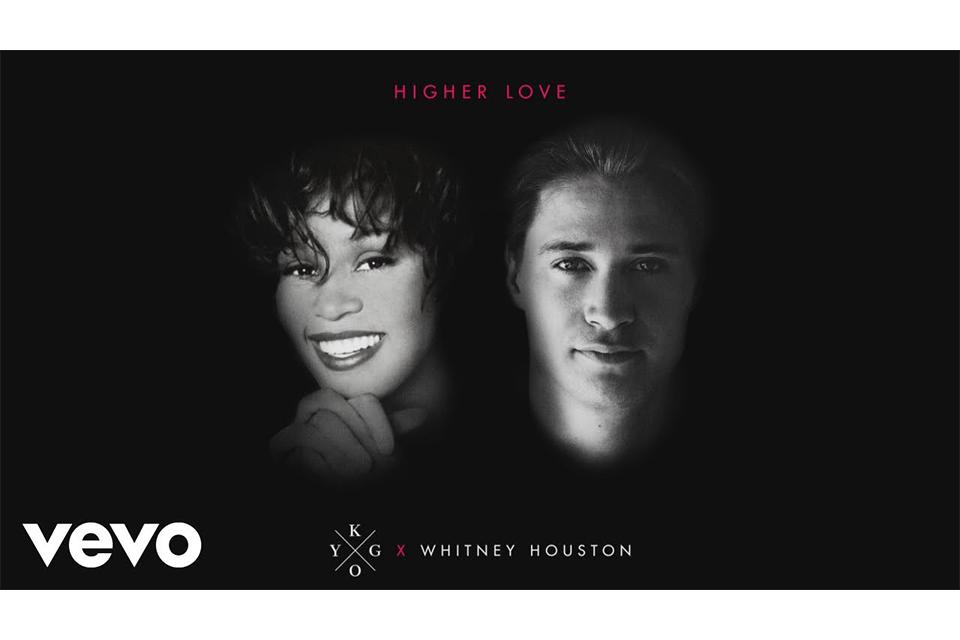 ホイットニー・ヒューストンとカイゴのコラボ曲「Higher Love」がリリース